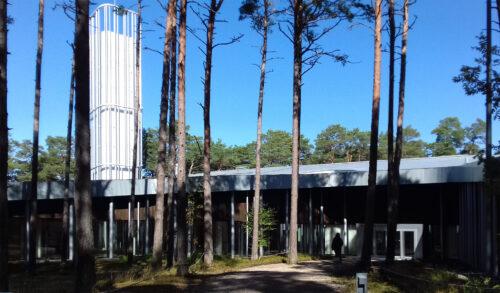 Estland 8 - Arvo Pärt Center, Goladinha