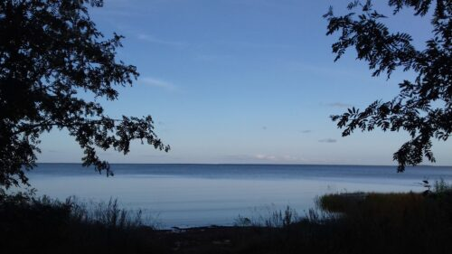 Estland 7 - Insel Hiiumaa, Stellplatz, Goladinha