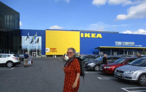 Finnland 4 -Ikea, Goladinha