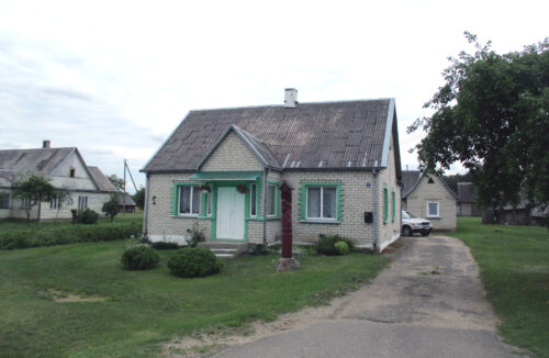 Litauen, Häuser, Goladinha