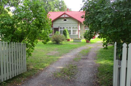 Estland - 1r - Rückreise, Pärnu, Goladinha