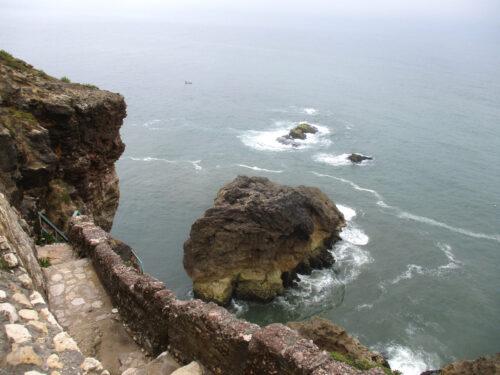 Ozean, Ausflug, Osso da Baleia, Sao Pedro de Moel, Muel, Agua de Madeiros, Nazare, Goladinha