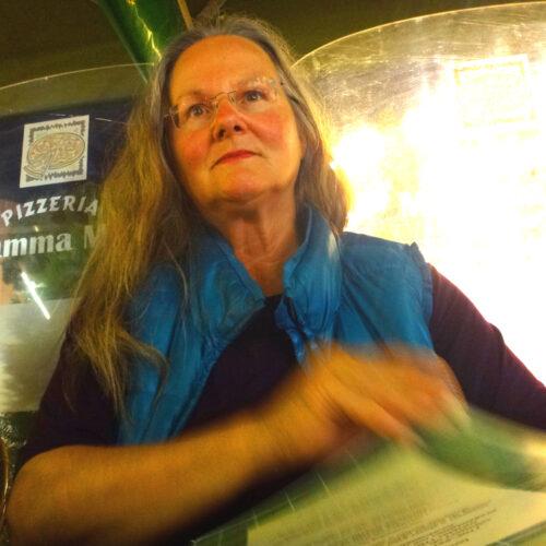 Christiane, Pizzeria, 2016, Goladinha
